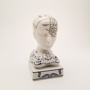 Phrenology Inkwell New with box